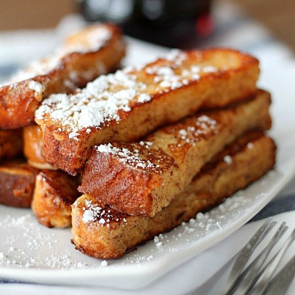 Foto Inspiratie Breakfast Wentelteefjes