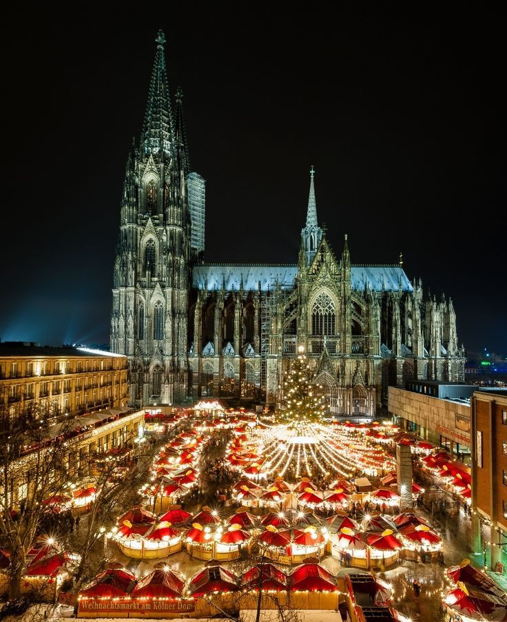 Bus Tours Cologne Germany