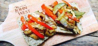 Vietnamese makreel sandwich