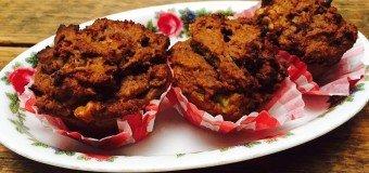 Chocolade pindamuffins en gezond