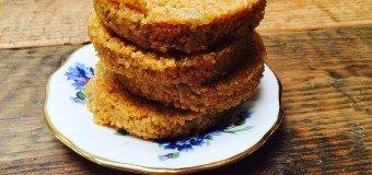 Quinoakoekjes met kruiden KIDSPROOF