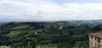 Marktplaatsmomenten onze reis naar Toscane