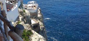 Hotspot op Menorca Cova d'en Xoroi