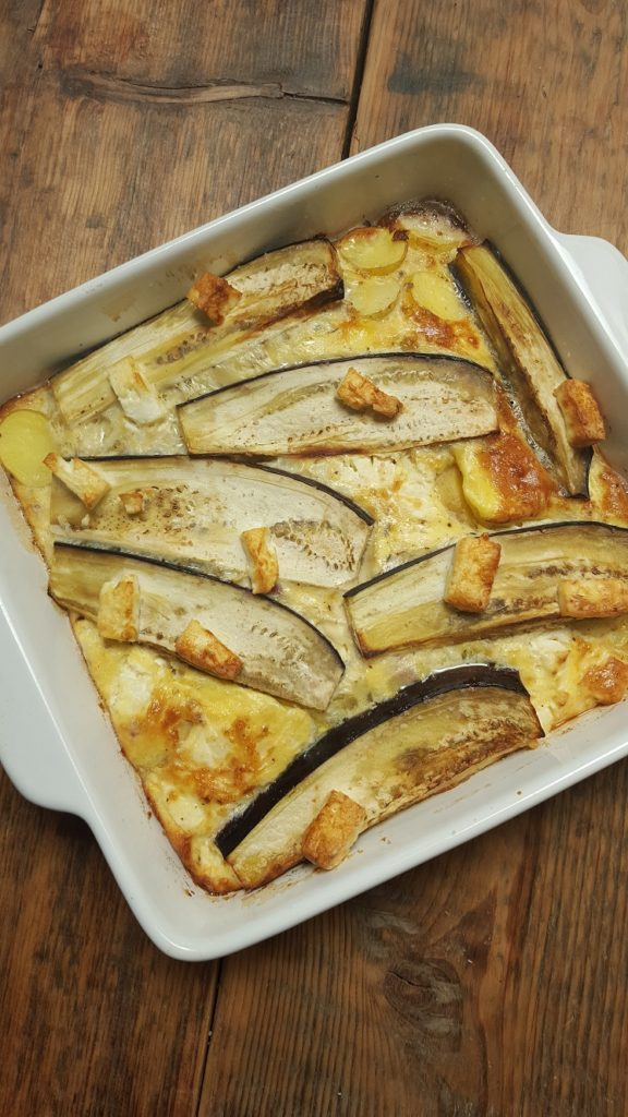 Griekse frittata van receptblog Foodinista