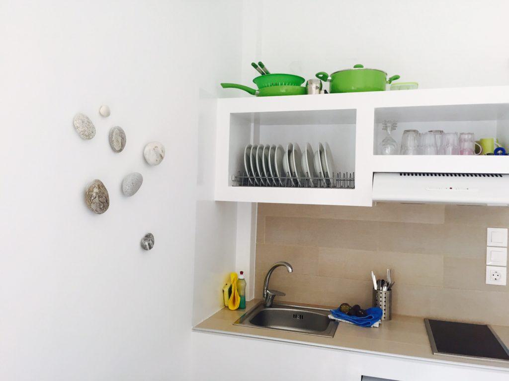 Rustig en pitoresk naxos lifestyleblog foodinista - Ingerichte keuken ...