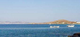 Rustig en pitoresk Naxos Agios Prokopios