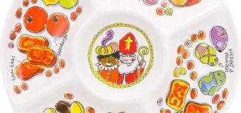 Sinterklaas servies voor de gezelligste avond