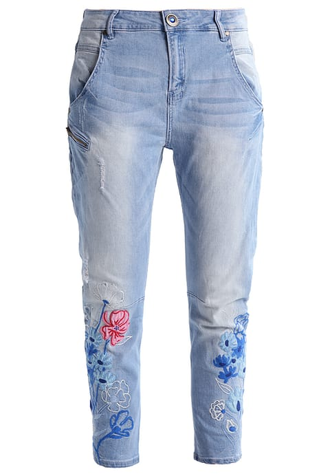 Bloemen jeans zomerse jeans tips Dress to impress Foodinista