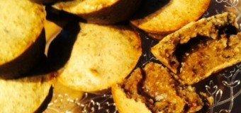 Cranberry vanille ontbijtmuffins – ontbijt recept