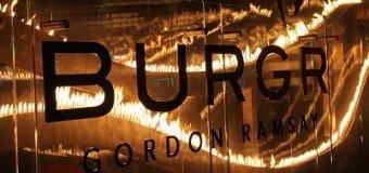 Hamburgers bij BURGR van Gordon Ramsay in Las Vegas