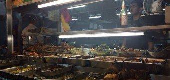 Lekker eten in Kuala Lumpur Maleisië
