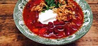 Thug Kitchen Review met Pompoen Chili recept