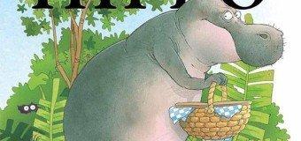 Win een kinderboek Gulzige gierige hippo