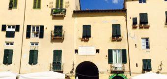 Dagje in Lucca