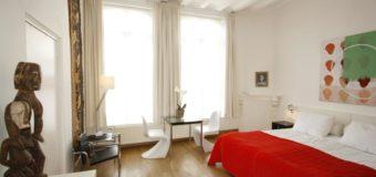 Overnachten in Maastricht bij galerie hotel Dis