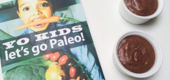 Paleo Chocolademousse uit Yo Kids let's go Paleo en winactie!