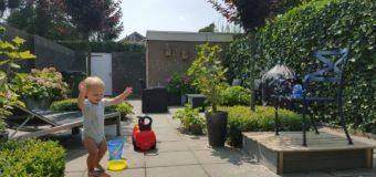 De tuin in met je kids en winnen een Fairy Garden Flowerpot