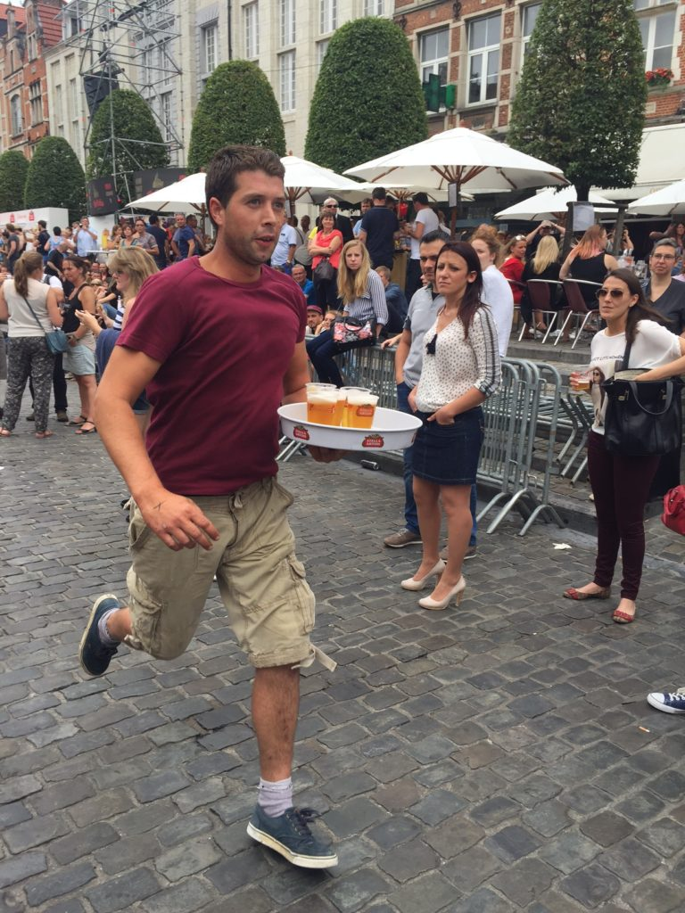 Barmannen wedstrijd Hapje Tapje Leuven foodblog Foodinista