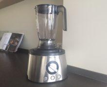 Blij! Ik heb een nieuwe keukenmachine!
