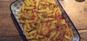 Marokkaanse pasta