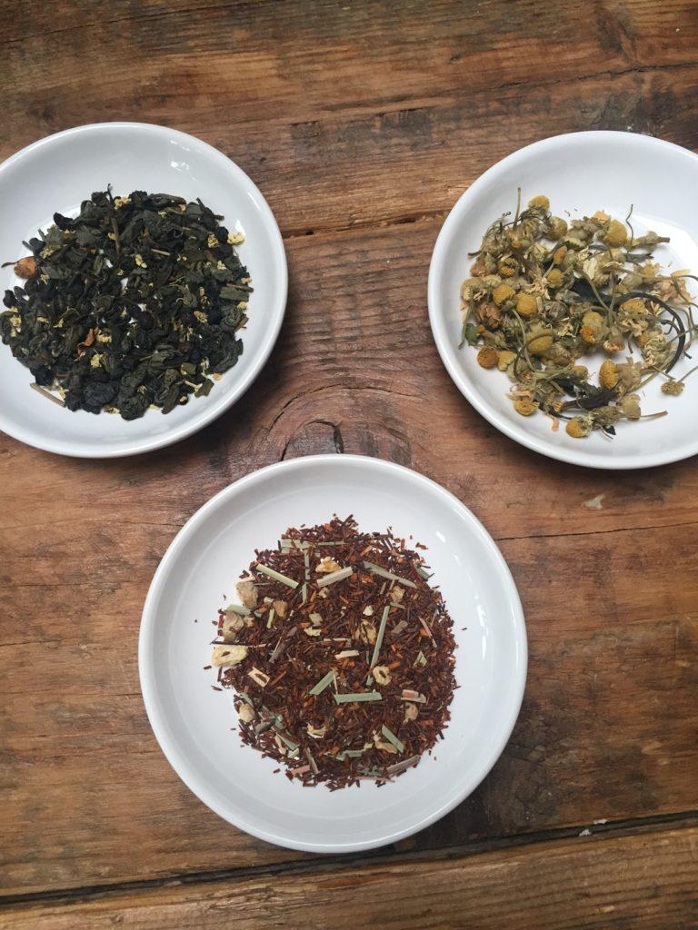 Losse thee van Dolce Piccante winnen bij foodblog Foodinista