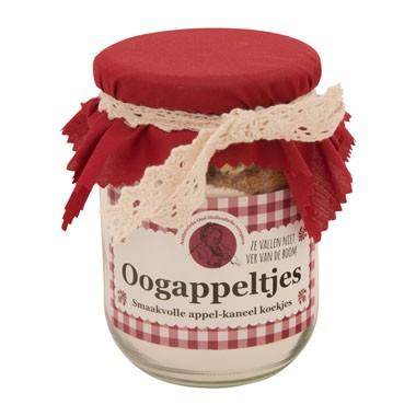 Valentijnsdagcadeautjes tips foodblog Foodinista oogappeltjes koekjesdeeg