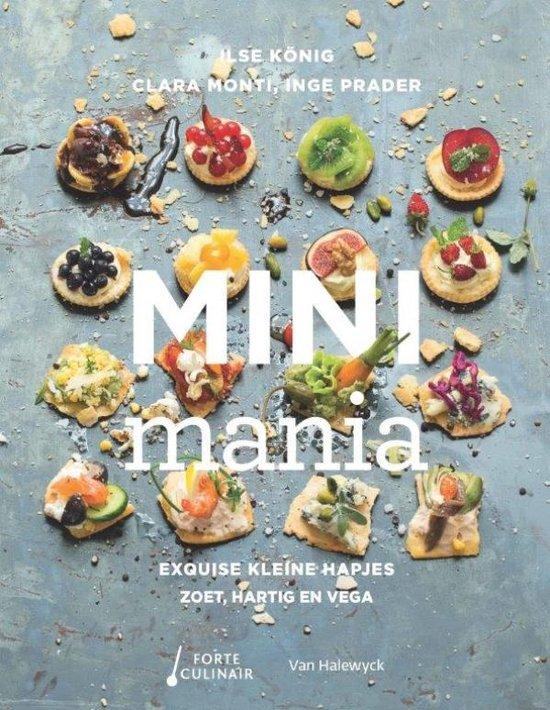 Lente kookboeken tips van Foodblog Foodinista Minimania borrelhapjes kookboek