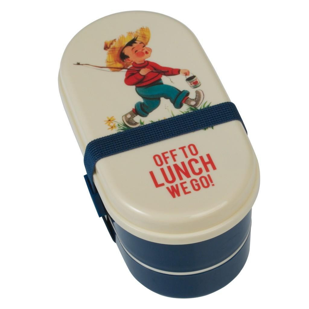 Bento Box met cowboy Back to school Happy Musthaves tips foodblog Foodinista